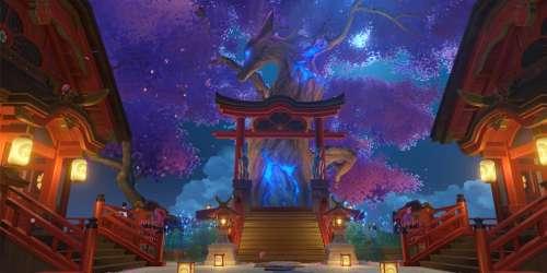 Genshin Impact date et détaille sa prochaine grosse mise à jour