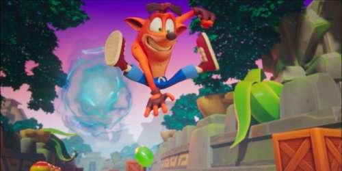 Crash Bandicoot : On The Run : trucs et astuces que le jeu ne vous dit pas !
