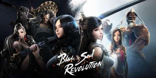 Blade & Soul : Revolution lance sa Guerre de Factions, un nouveau mode JcJ