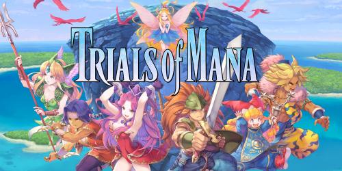 Trials of Mana : le remake bientôt disponible sur mobiles