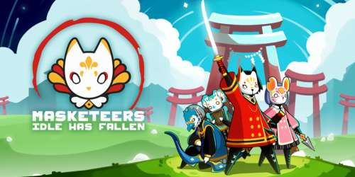Masketeers : Idle Has Fallen fête le Nouvel An Lunaire