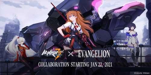 Honkai Impact 3rd annonce un événement collaboratif avec Neon Genesis Evangelion