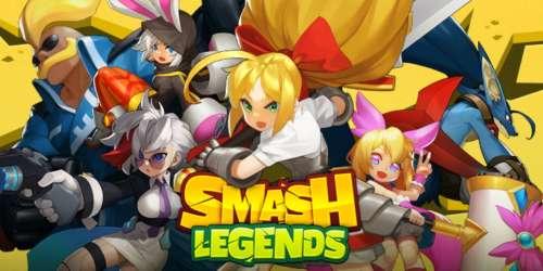 Smash Legends se dote d'une date de sortie sur mobiles