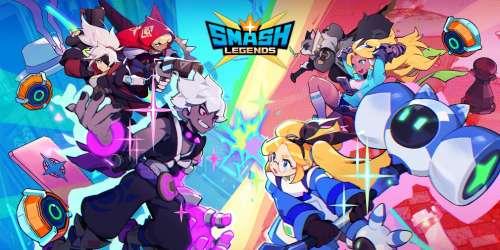 Smash Legends : la Saison 5 rajoute un nouveau personnage et une carte inédite