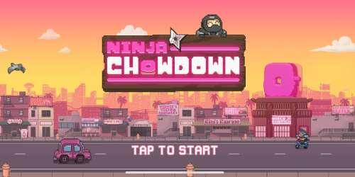 Le ninja affamé de Ninja Chowdown arrive sur supports Android