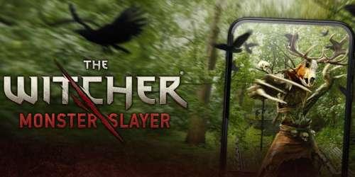Combattez des monstres en réalité augmentée dans The Witcher : Monster Slayer, bientôt disponible