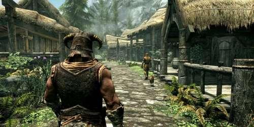 Une grosse fournée de jeux Bethesda arrive aujourd'hui sur le cloud du Xbox Game Pass
