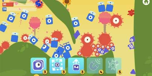 Evo Pop, le nouveau jeu des créateurs de Cut the Rope, est de sortie sur iOS et Android
