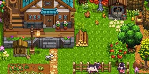 Harvest Town est désormais aussi disponible sur supports iOS