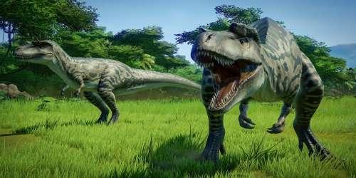 Jurassic World Evolution : Complete Edition est de sortie sur Nintendo Switch