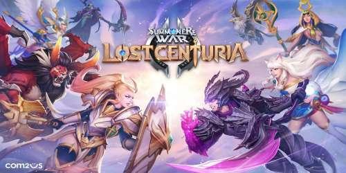 Summoners War : Lost Centuria lance un mode compétitif personnalisable
