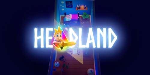 Sauvez votre imagination dans Headland, jeu d'action / aventure disponible sur supports iOS et Android