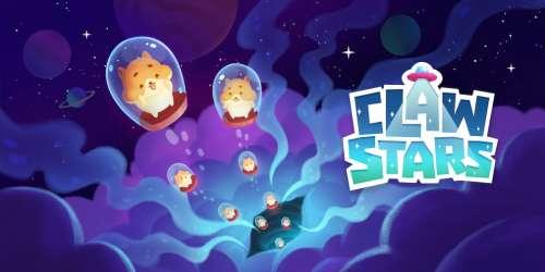 Sauvez d'adorables animaux et ramassez des trésors dans Claw Stars, disponible sur mobiles