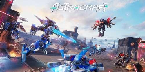 Astracraft : trois choses à savoir sur ce jeu de mecha