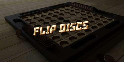 Vous aimez jouer à Othello ? Alors vous aimerez Flip Discs, de sortie sur supports Android