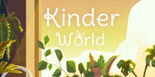 Détendez-vous en prenant soin de vos plantes dans Kinder World, de sortie cette année