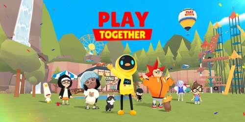 Rencontrez du monde et jouez avec eux dans Play Together, de sortie sur iOS et Android