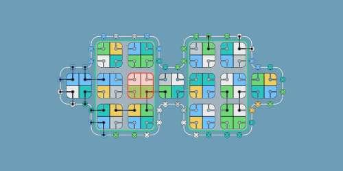 Mettez vos neurones à l'épreuve dans Lines On Sides, de sortie sur supports iOS