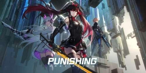 Punishing : Gray Raven ouvre les inscriptions à sa bêta fermée
