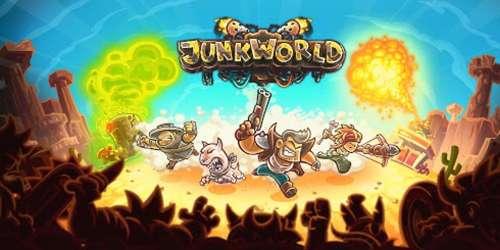 Le tower defense Junkworld est disponible en soft-launch dans certains pays, mais seulement sur Android
