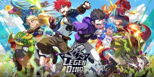 Combattez les dinosaures de vos amis dans Legendino, disponible sur mobiles