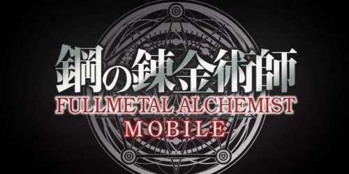 Square Enix annonce un jeu mobile Fullmetal Alchemist
