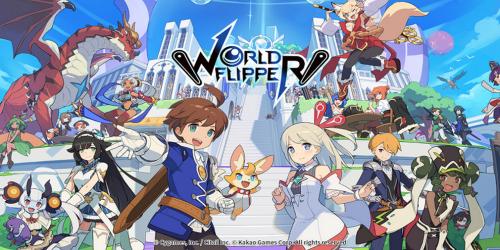 Mêlant flipper et Action-RPG, World Flipper lance ses précommandes sur iOS et Android