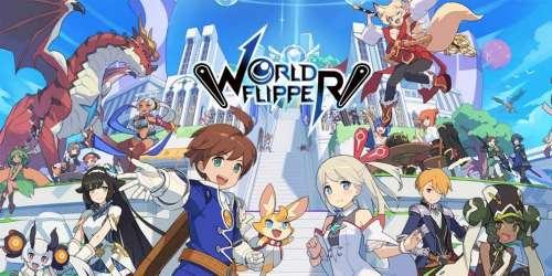 Mix entre RPG et flipper, World Flipper se lance sur mobiles et organise un jeu concours pour fêter ça