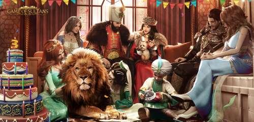 Game of Sultans : liste des codes cadeaux de septembre 2021