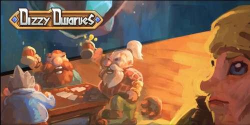 Dizzy Dwarves est de sortie sur mobiles, et il va mettre vos réflexes à rude épreuve