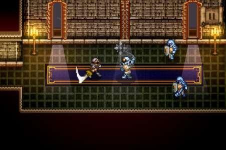La mise à jour Paladin est de sortie dans Wayward Souls, mais seulement sur iOS