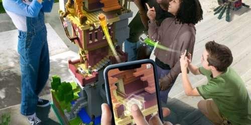 Minecraft Earth fermera ses portes le 30 juin prochain