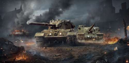 World of Tanks Blitz : l'événement du Nouvel An Lunaire est lancé