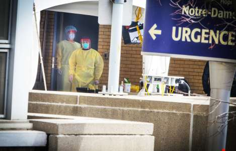Les urgences du Québec moins fréquentées en temps de pandémie