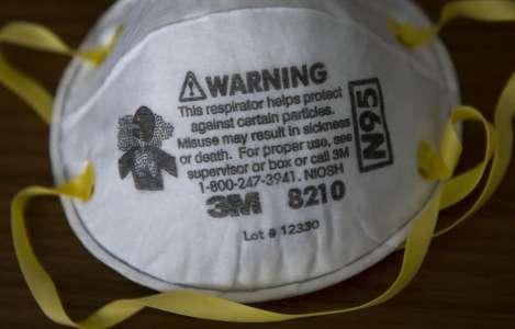 Des syndicats veulent des masques N95 pour tous les travailleurs de la santé