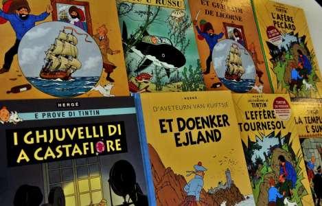 La justice reconnaît «l'exception de parodie» d'un peintre fusionnant Tintin avec Hopper