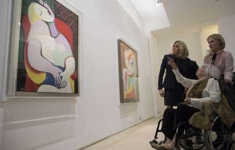 Neuf œuvres de Picasso cédées à la France par sa fille Maya