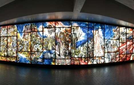 Des oeuvres d'art public par millions