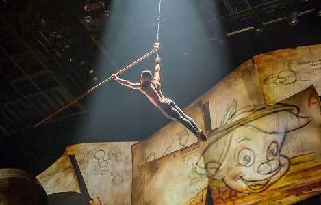 Les artistes de cirque ont dû jongler avec la pandémie