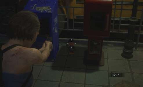 Soluce Resident Evil 3 Remake – Localisation des 20 figurines Mr. Charlie