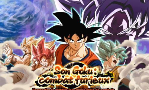 Comment réussir le Son Goku: Combat Furieux de Dokkan Battle ?
