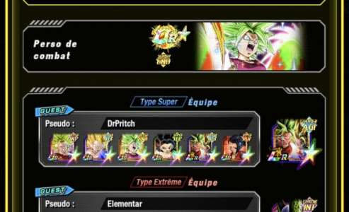 Dragon Ball Z: Dokkan Battle – Guide Bataille de Combos