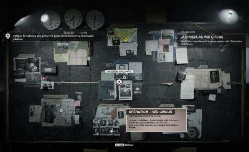 Soluce – Call of Duty: Black Ops Cold War – Identifier les trois agents infiltrés de l'opération Red Circus