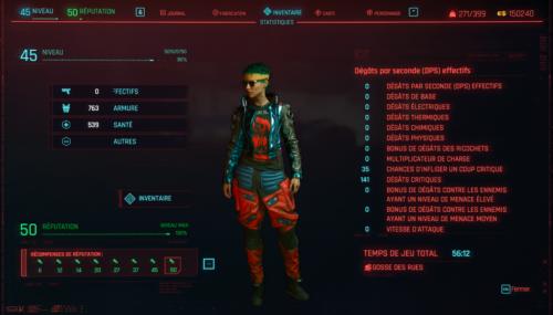 Guide Cyberpunk 2077 – Tout savoir sur la Street Cred (réputation)