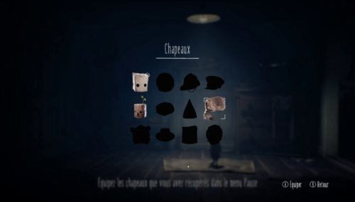 Soluce Little Nightmares 2 – Où trouver tous les chapeaux pour Mono ?
