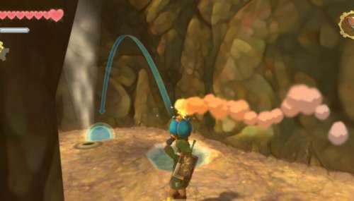 Guide The Legend of Zelda: Skyward Sword HD – Où trouver les cubes de la Déesse dans le Volcan d'Ordinn ?