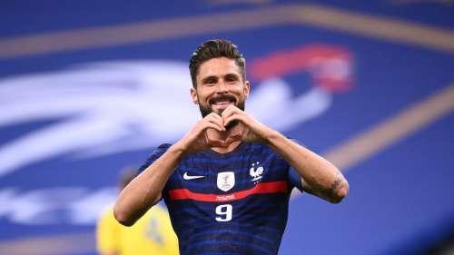 Le footballeur Olivier Giroud papa pour la quatrième fois