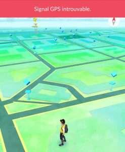 Bug : Comment régler le problème GPS sur Pokemon GO
