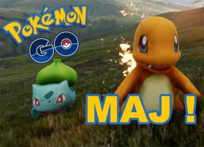 Pokemon GO : Une nouvelle mise à jour décevante ?