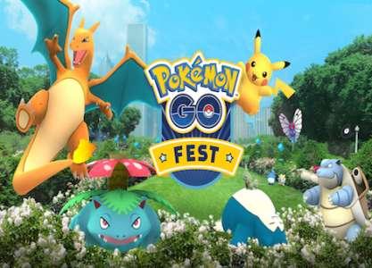 La journée du Pokemon GO Fest de Chicago en détail !